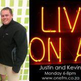 Kevin Jones talks to Working on Fire