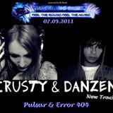 Crusty & Danzen new Tracks on Razorlight-Radio