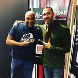 Seamus Haji Interview & guest mix for Ronnie Herel on Mi-Soul Radio 06.11.19