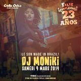 Moniki at Calle Ocho Cafe Cubano (March 9th)