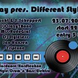 DjCrazyTBone Live @ O-Jay presents different Styles
