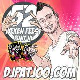 DJ Patjoo - Patjoos Weekend Start (24 augustus)
