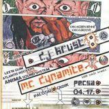 DJ Krust & MC Dynamite - Live @ Petofi Csarnok Budapest 1999 04 17