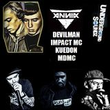 ANNIX - Devilman - Impact MC - Kuedon - MDMC (Underground Soundz Radio)