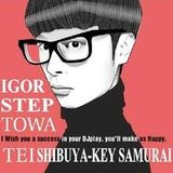 IGOR STEP - SHIBUYA-KEI SAMURAI (A Tribute Mix to Towa Tei, 2009)
