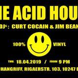 Curt Cocain & Jim Bean - 2019-04-18 - The Acid House @ Lauschangriff, Berlin, Germany