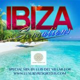 Ibiza Sensations 208 Special Luxury Resort Djs' Sunset in Maldives