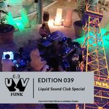 UV Funk 039: Liquid Sound Club Special with Sandrow M, Conrad Kaden and [micro:form]