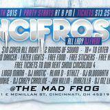 Live: CinciFrost3 2015-01-10
