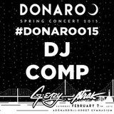 #DONAROO15 DJ COMP: Devarock & Minh Phan