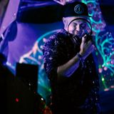 Acid Black live at Ozora festival 2018