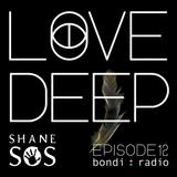 Love Deep with Shane SOS #12 WooMoon Ibiza