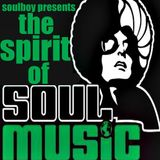 soulboy presents the spirit of soul/2You're now connected to the greatest Soul juke box on planet ea