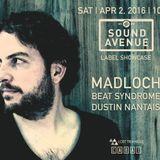 Madloch Live @ Cabal Toronto (2016 04 02)