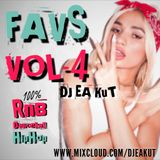 FAVOURITES VOL.4 X RNB-DANCEHALL-HIPHOP X DJ EA KUT X APRIL 2018