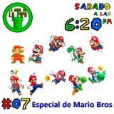 La Hora de la Pipa - 07 - Especial de Mario bros