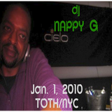 dj Nappy G- @CIELO (NYC)- Jan. 1_2010