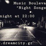 Music Boulevard 8_2_2019 ''Night Songs''