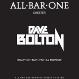 Dave Bolton LIVE @ All Bar One Chester 05.05.17