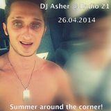 DJ Asher @ Radio 21 (Podcast 26.04.2014)