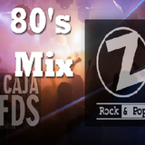 La Caja de Z -Mix 10 - Mix Born in the USA - Pop Rock de los 80s - Radio Z Rock & Pop