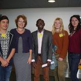 Eurodéputée solidaire ? Les lycéens solidaires réalisent une interview de Marie-Christine Vergiat