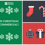 Is Christmas commercial?