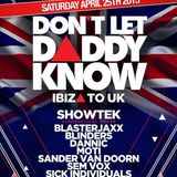 Sander van Doorn - Live @ Don't Let Daddy Know (Manchester, UK) - 25.04.2015