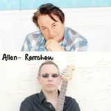 Interview with Allen-Ramshaw talking about their new songs on Expat Radio 15th March