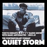 Tokyo Knights Radio Show 2017.3.25 Quiet Storm (Contemporary Format)