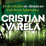 Cristian Varela - Irish Rover Club Set - 24/10/2013