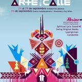 Lysergicman@Live at XI Festival Arte en la Calle 29-9-2012