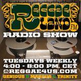 Reggaeland FM radio show @ reggae4us.com (11-Jun-2013 / P1)