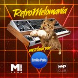 Emilio Peña - Music Club . 2015.09.11 RetroMelomanía Cats On Synthesizers In Space