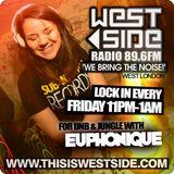 Euphonique Westside 89.6FM Podcast // 10  /01/14
