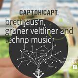 Techno Set | Capt.OH!Capt. i brauch a Brettljaus'n, Grüner Veltliner and Techno Music