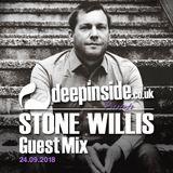 STONE WILLIS is on DEEPINSIDE #03