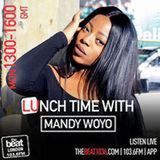 #TheLunchtimeShow with @MandyWoyo 09.07.2018 1-4pm