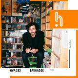 Hyp 253: Bakradze