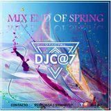 Mix End Of Spring 2k15 - Dj C@7