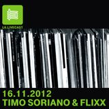 16.11.12 Vinyl Appreciation - Timo Soriano & Flixx
