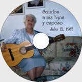 Saludos from Mom Gladys