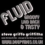 FLUID with STEVE GRIFFO GRIFFITHS - FEBRUARY 2019 - DEEP VIBES RADIO