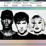 Exclusive Mix - Atari Teenage Riot X Dour Festival 2014