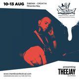 Theejay - Membrain Festival 2017 Promo Mix
