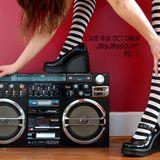 Live Mix October 2011 (Dancehall, Hip Hop, MashUp...)