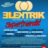 Chichoskueic b2b Animtek @ ElektrikClub