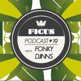 FRS #19 w/ FONKY DJINNS & Ficus