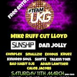 Shiftz - Team UKG promo mix March 17