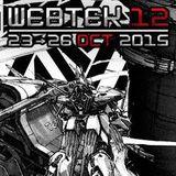 live at Webtek 12